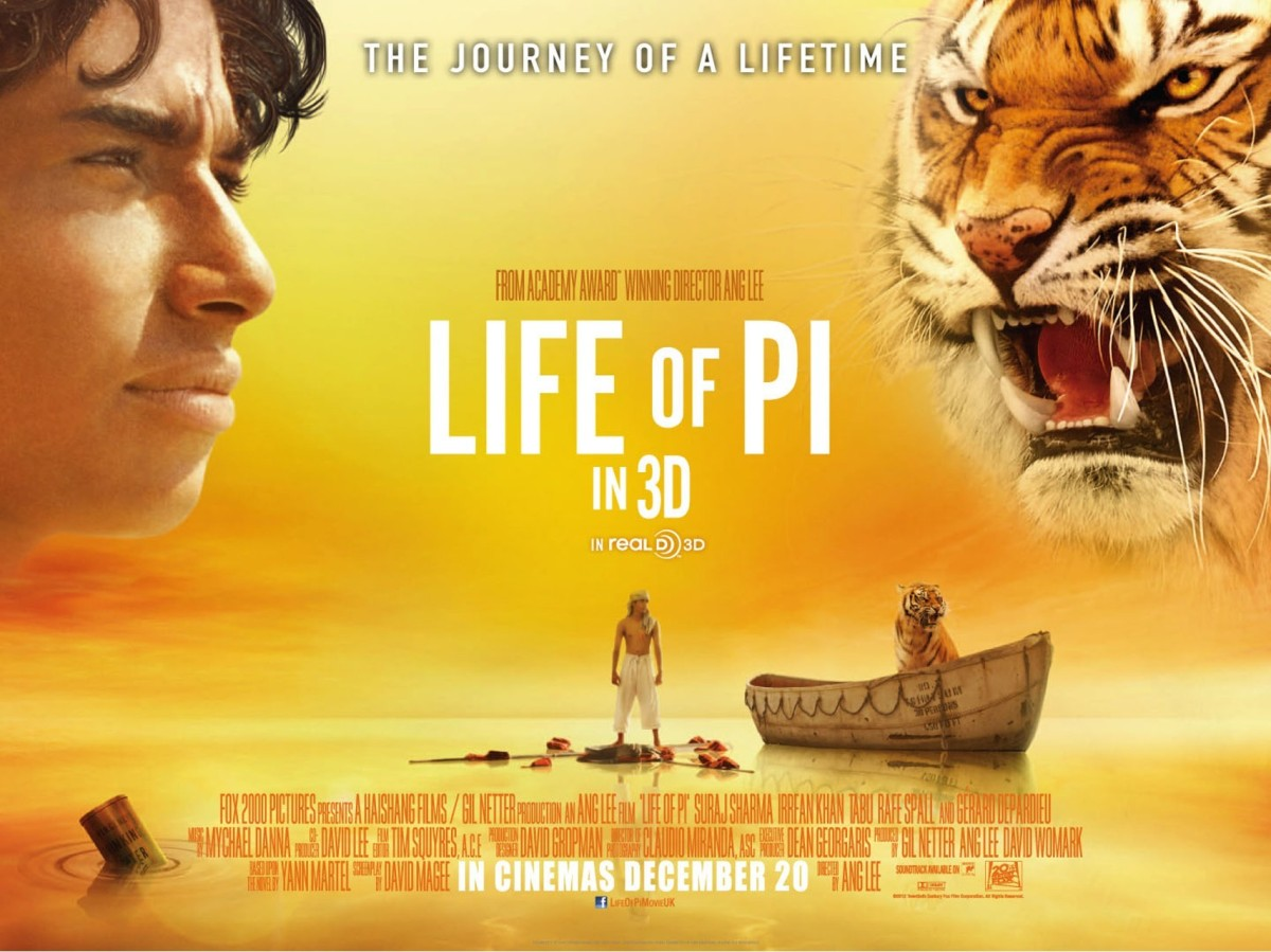 Life of pi influx film reviews for Life of pi cast