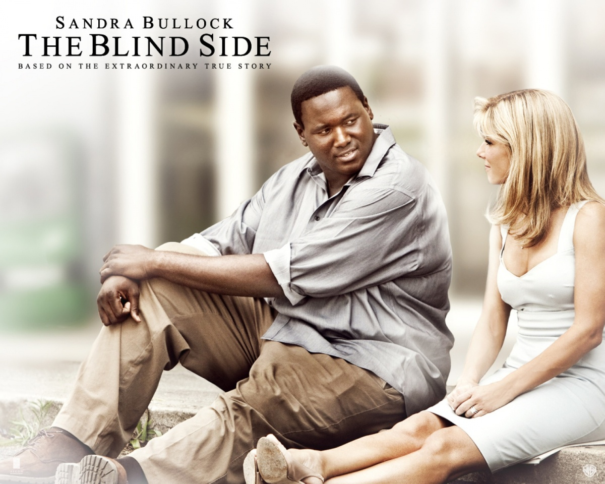 the blind side � influx film reviews